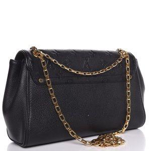 Louis Vuitton Bags - {Louis Vuitton} Black Empreinte Saint German PM